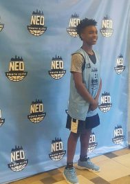 2020-Kameron Woods attends a National Showcase